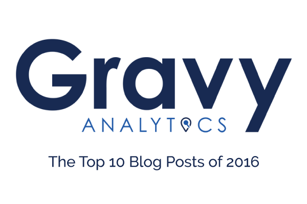 The Top 10 Gravy Analytics Blog Posts of 2016 - Logo
