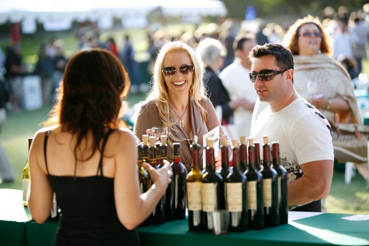 Wine Tasting Event Attendance