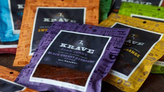 Campaigns We Love: Krave Jerky's #KRAVEbetter Image