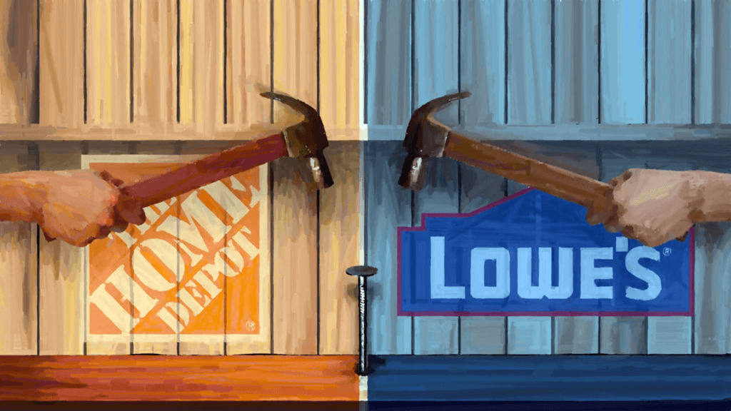 Case Study: Home Depot vs  Lowe's - Gravy Analytics