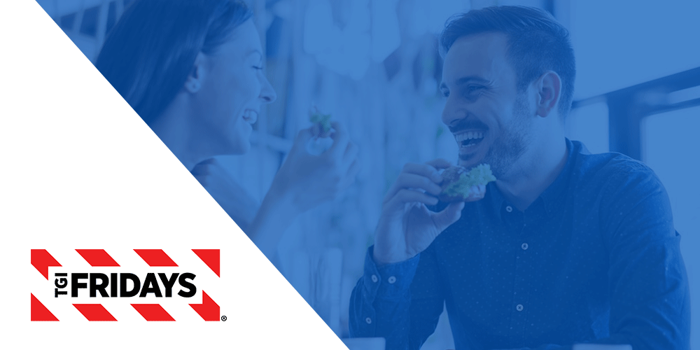 TGI Fridays used event analytics to achieve 600% ROI and improve their CTR of digital advertising efforts by 8x.