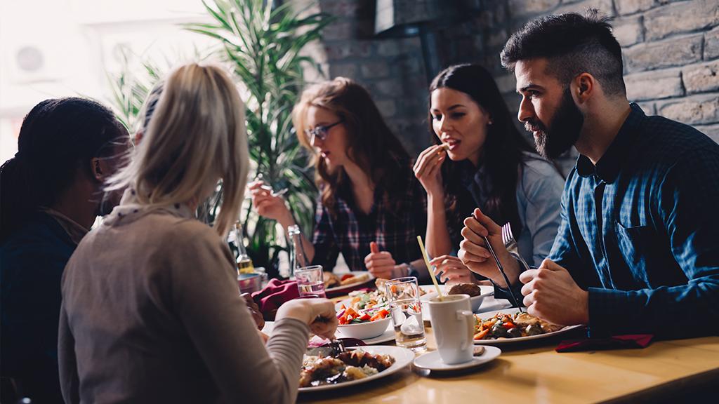 Restaurants where Politics Don't Divide Us