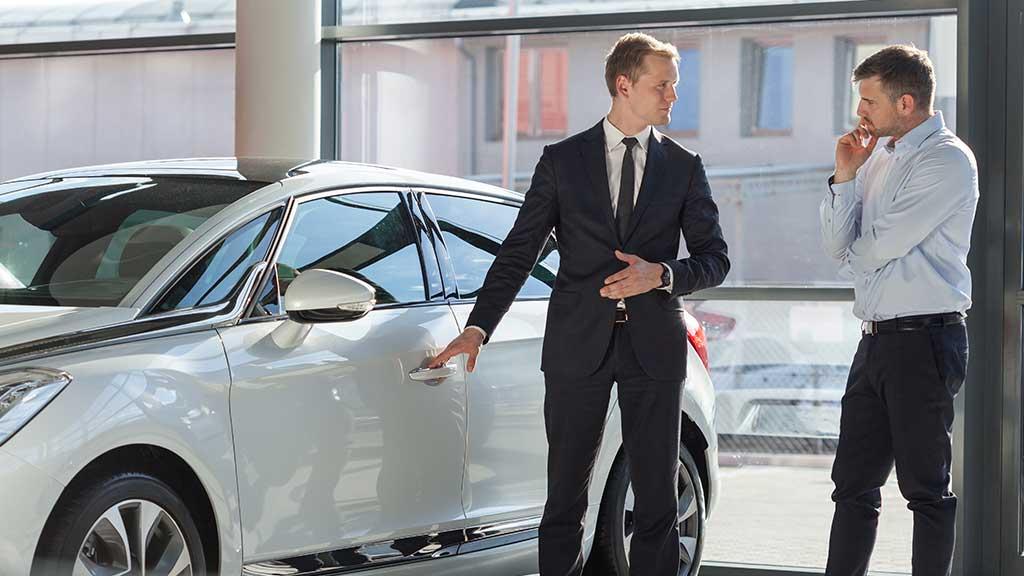 Auto Buyer Behavior Trends