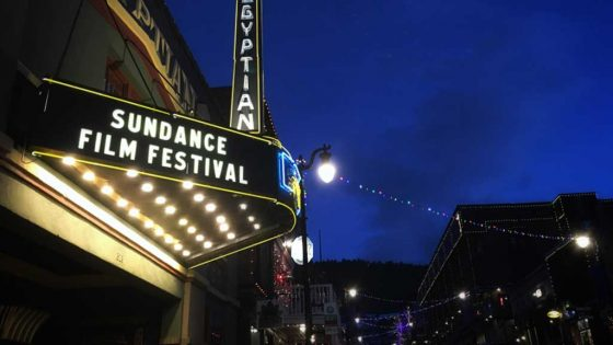 Event of the Month: Sundance Film Festival