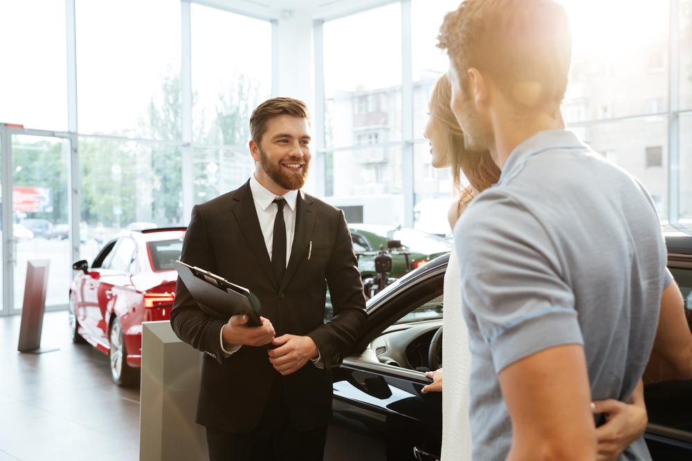 #5. Automotive Buyers