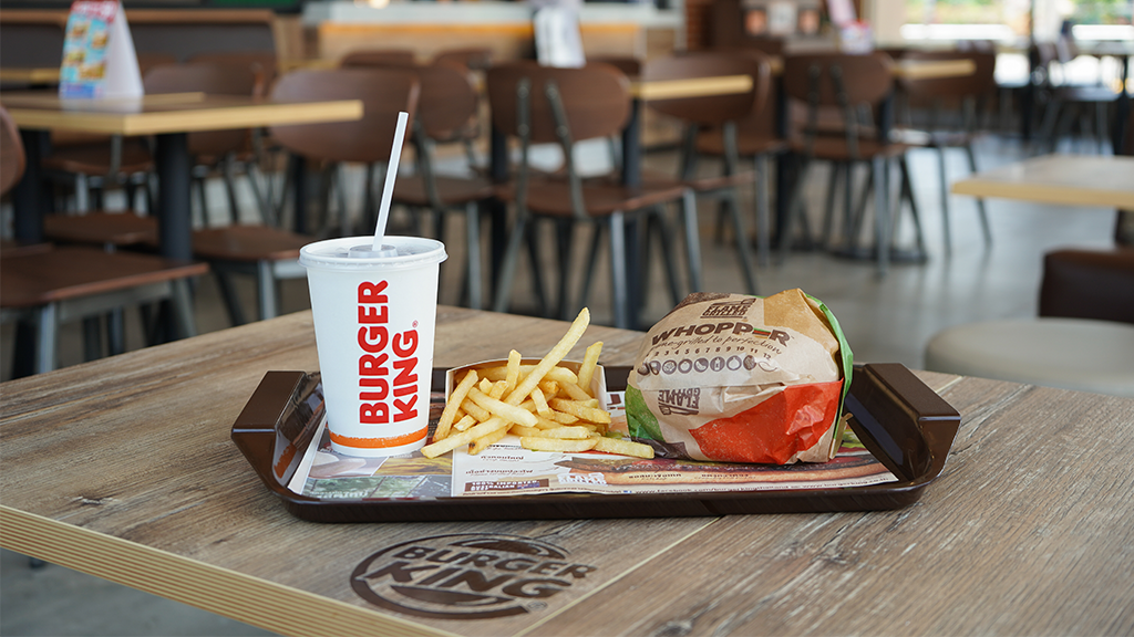 The Impossible Burger Boosts Foot Traffic at Burger King by 20%