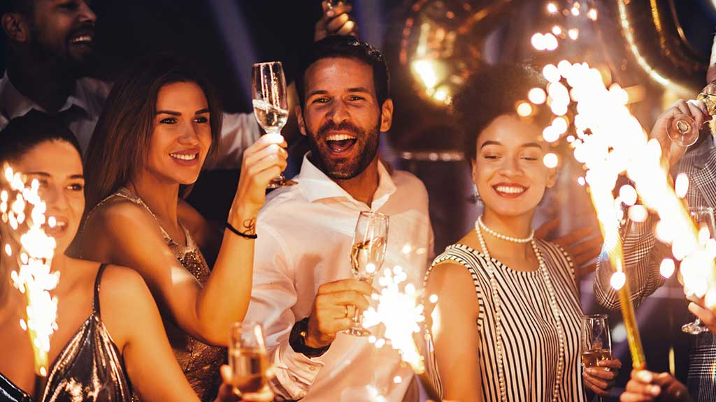 Top 10 Events New Year's Eve Edition