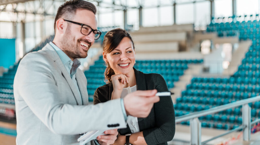 Location Intelligence and Sports Sponsorships: Ask Gwen