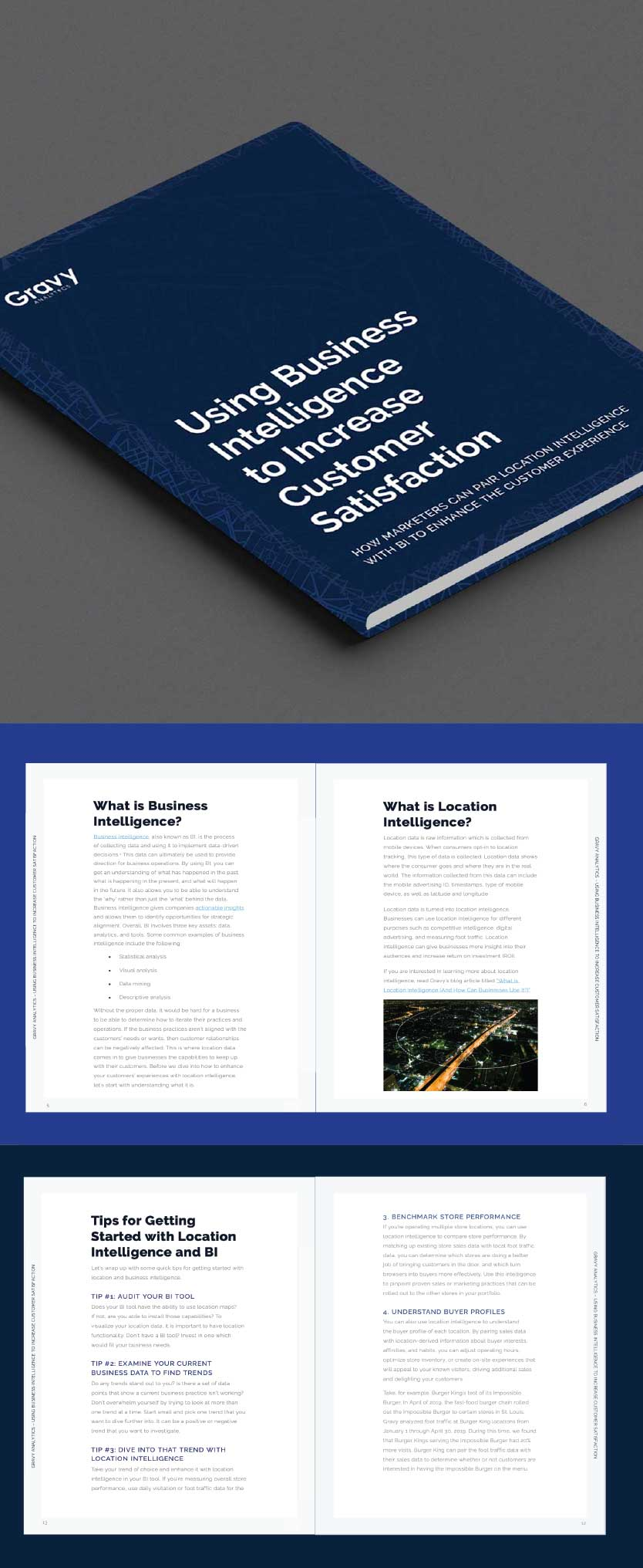 Using Business Intelligence (BI) to Increase Customer Satisfaction eBook