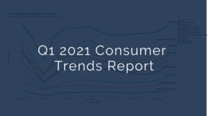 Q1 2021 Consumer Trends Report