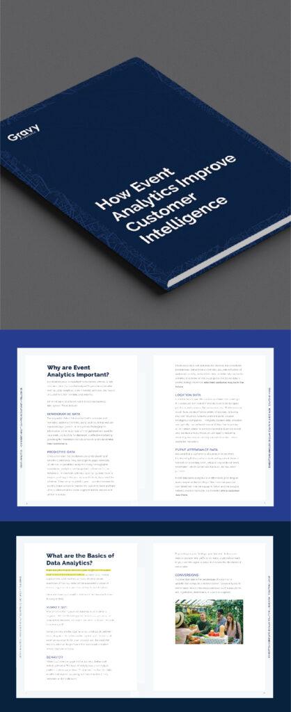 How Event Analytics Improve Customer Intelligence eBook