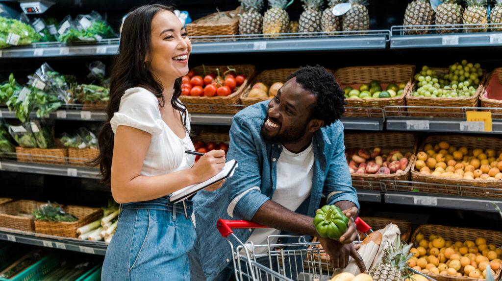 Analyzing Cross-Shopping Behavior with Location Intelligence